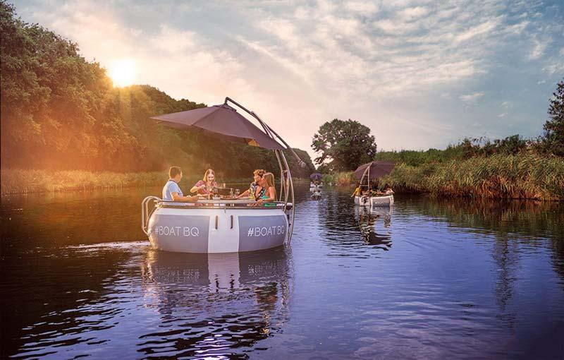 Boat BQ - ondernemen in tijden van corona