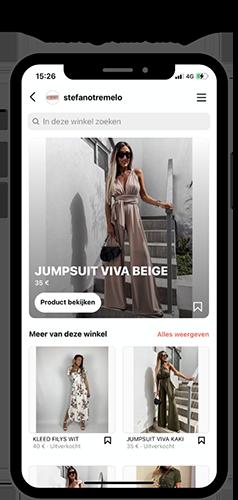 Case Stefano - Instagram IG Shop